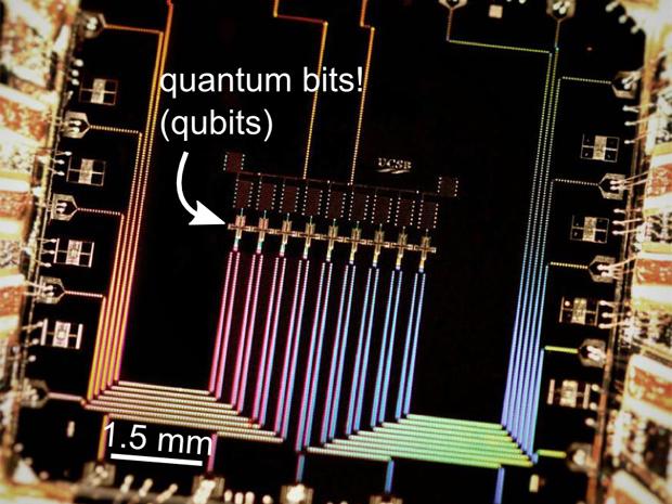 Chỉ bằng một dòng code, anh sinh viên giải được thách thức kéo dài 2 thập kỷ nay của máy tính lượng tử - Ảnh 1.