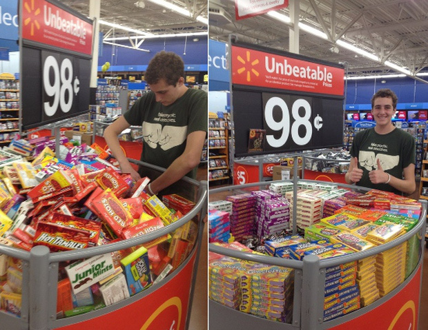 25 hình ảnh khó chịu sẽ kích hoạt nhẹ cơn OCD của bạn - Ảnh 25.