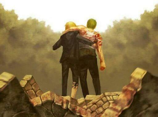 One Piece: Zoro bị thương nặng Koi2-1620382616025857541625