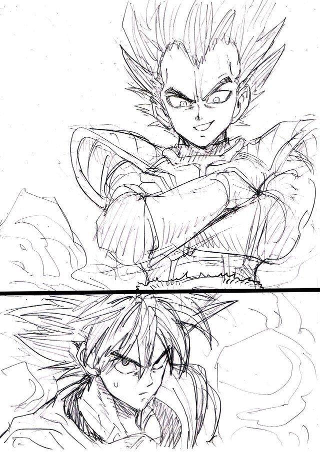 Các nhân vật trong Dragon Ball được vẽ bởi tác giả One Punch Man sẽ ngầu như thế nào? - Ảnh 3.