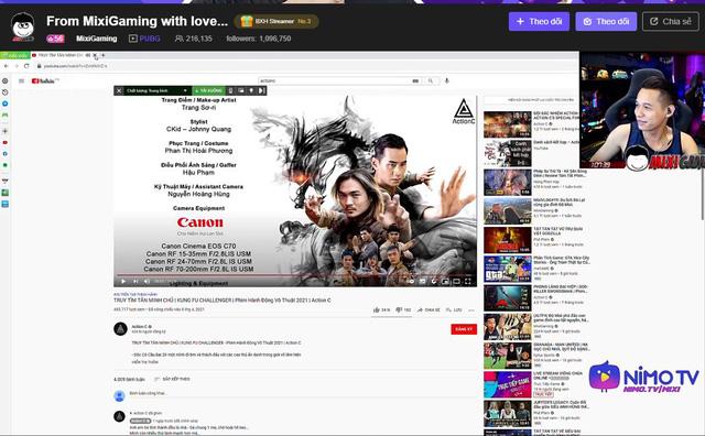 Đấm đá cực đã nhưng phim mới của Action C có 1 hạt nhạy cảm, fan phải xem Stream của Độ Mixi mới biết - Ảnh 4.