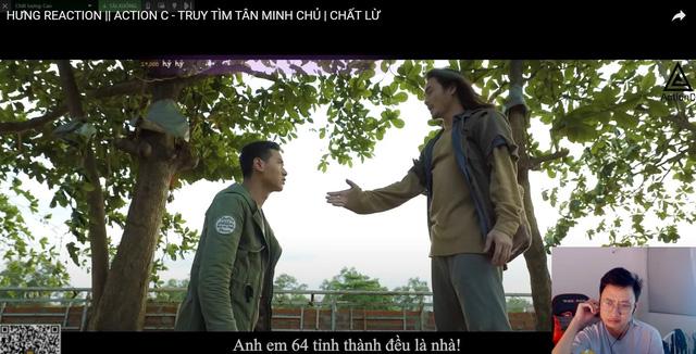 Đấm đá cực đã nhưng phim mới của Action C có 1 hạt nhạy cảm, fan phải xem Stream của Độ Mixi mới biết - Ảnh 5.