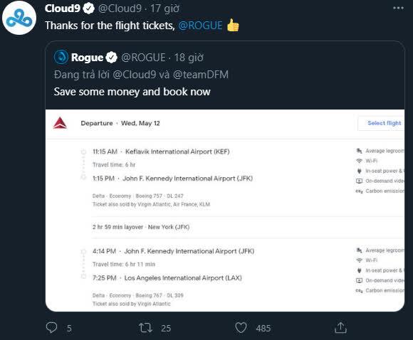 """Cloud9 tự biến mình thành trò hề với trận thua """"như bán"""" -16204745640001786914590"""