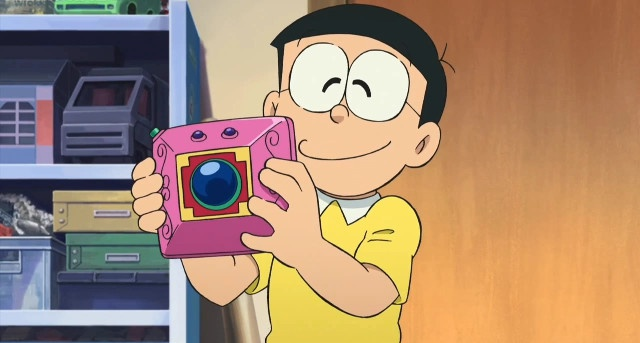 Top 4 món bảo bối trong Doraemon giúp bạn thay đổi ngoại hình, muốn trở thành soái ca thu hút gái xinh là dễ - Ảnh 4.