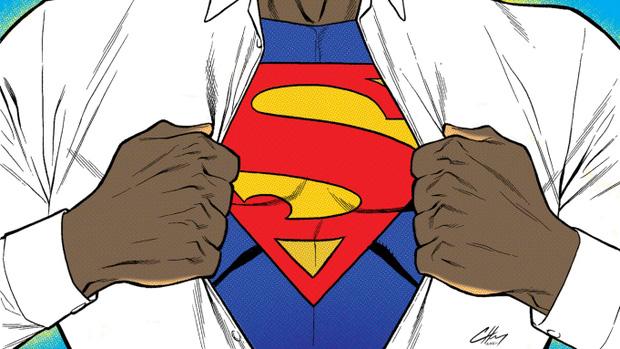 Đằng sau lý do Warner Bros. muốn làm phim Superman da đen: Âm mưu cho loạt phim trước đây ra rìa? - Ảnh 1.