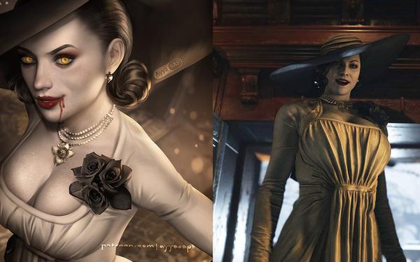 Resident Evil Village nhận mưa lời khen, trở thành game hot nhất năm 2021 trên Steam - Ảnh 2.