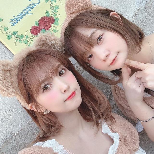 Hội bạn thân của Yua Mikami: Toàn hot girl đình đám, xinh đẹp chẳng hề kém idol quốc dân - Ảnh 2.