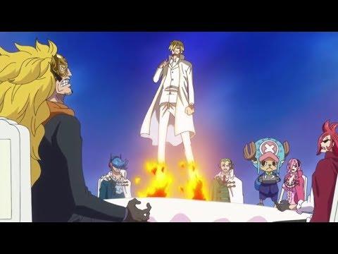 One Piece: Những dấu hiệu cho thấy gia tộc Vinsmoke của Sanji sẽ xuất hiện trở lại ở Wano - Ảnh 3.