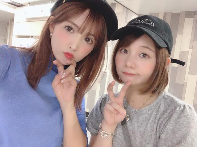 Hội bạn thân của Yua Mikami: Toàn hot girl đình đám, xinh đẹp chẳng hề kém idol quốc dân - Ảnh 4.