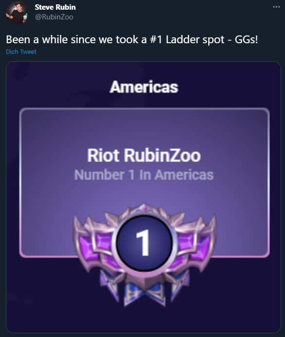 Nhân viên Riot leo top 1 Huyền Thoại Runeterra 4 mùa liên tiếp, game thủ mỉa mai: Game không ai chơi thì chẳng thế - Ảnh 1.