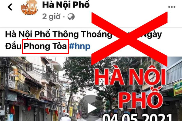"""Fanpage của Duy Nến bị VTV """"sờ gáy vì tung tin giả, chủ nhân có thể sẽ phải """"lên phường - Ảnh 3."""
