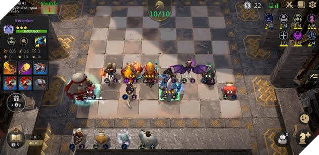 """Hàng loạt Berserker mới """"đổ bộ"""" trong bản cập nhật của Auto Chess trong khi chủ thể bị """"khai tử"""" - Ảnh 4."""