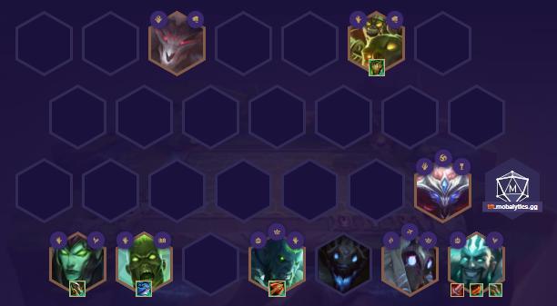 Đấu Trường Chân Lý: 3 đội hình nằm ngoài meta reroll nhưng vẫn đủ sức mạnh giúp game thủ leo rank - Ảnh 5.