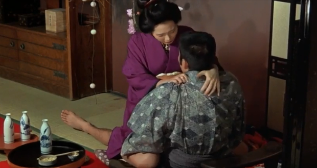 Cảnh nóng thật 100% hại đời nữ chính xứ Nhật: Bị cả nước tẩy chay đến bỏ xứ rồi qua đời, số phận nam chính gây tranh cãi - Ảnh 1.