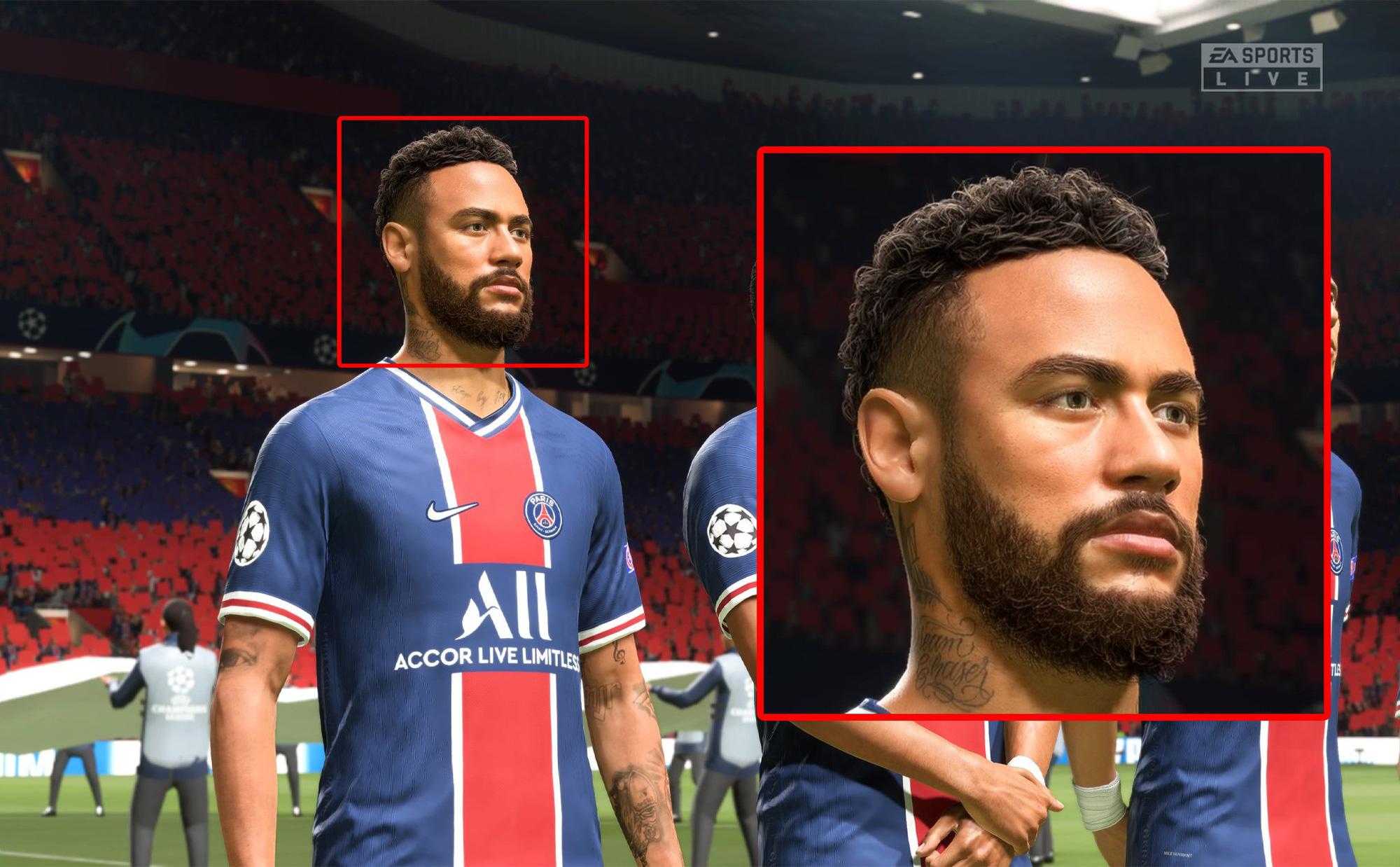 Chùm ảnh FIFA 21 trên PS5: Chờ đợi gì ở game thể thao trên nền next-gen?