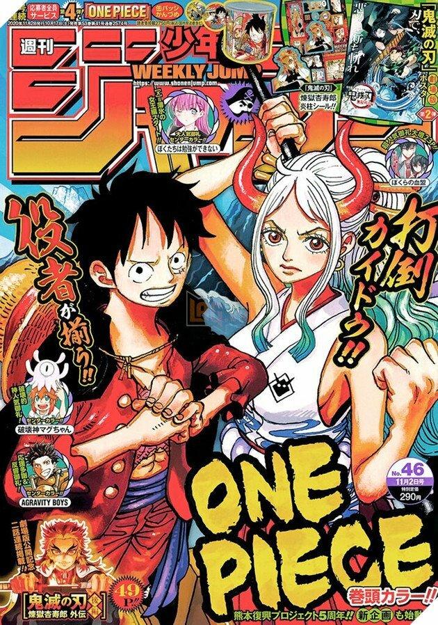 Yamato muốn ra khơi cùng Luffy, các fan One Piece cho rằng 5 anh em siêu nhân hải tặc chính thức ra đời - Ảnh 3.