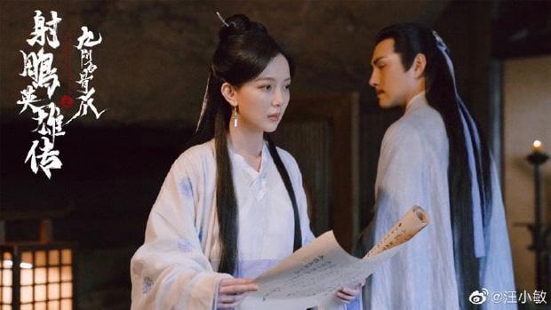 Anh Hùng Xạ Điêu bản 2021 gây sốc khi cho Hoàng Dược Sư yêu Mai Siêu Phong, netizen ném đá phim phá hoại kí ức tuổi thơ - Ảnh 4.