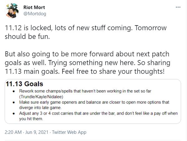Đấu Trường Chân Lý: Riot Games sẽ làm lại Trundle, Nidalee và Kayle ngay ở bản 11.13 sắp tới - Ảnh 1.