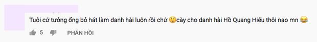 Bộ ảnh hậu trường với Thục Sơn 4D bị leak, fan đồng loạt: Hồ Quang Hiếu là danh hài thật rồi, ca sĩ chỉ là nghề phụ thôi - Ảnh 3.