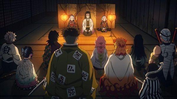 Kimetsu no Yaiba: Shueisha được cấp bản quyền sáng chế cho 3 mẫu trang phục của dàn Trụ Cột - Ảnh 3.