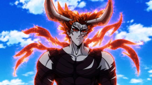 Chứng kiến cảnh Garou xử đẹp cụ Bomb, nhiều fan One Punch Man lo lắng cho cụ Bang khi phải đối mặt với học trò của mình - Ảnh 1.