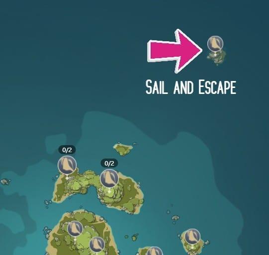 Genshin Impact Âm Thanh Vang Vọng: Vị trí chi tiết của ốc biển mà người chơi có thể thu thập - Ảnh 8.