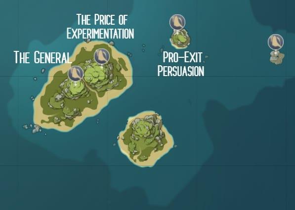 Genshin Impact Âm Thanh Vang Vọng: Vị trí chi tiết của ốc biển mà người chơi có thể thu thập - Ảnh 5.