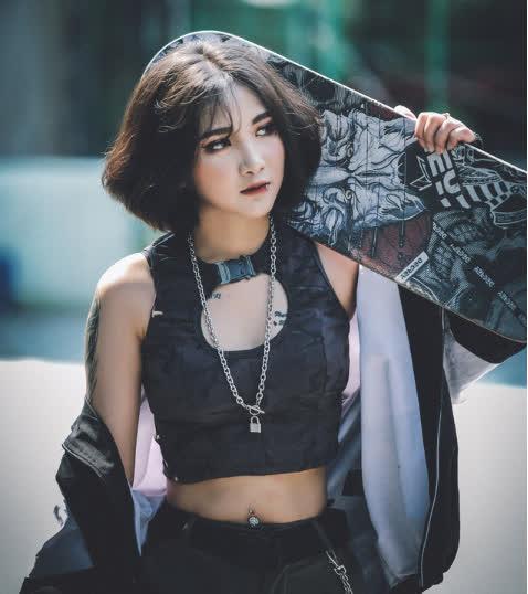 Sở hữu những hình xăm khủng các nữ streamer Việt tự tin thể hiện cá tính, góp phần xóa nhòa định kiến xã hội - Ảnh 5.
