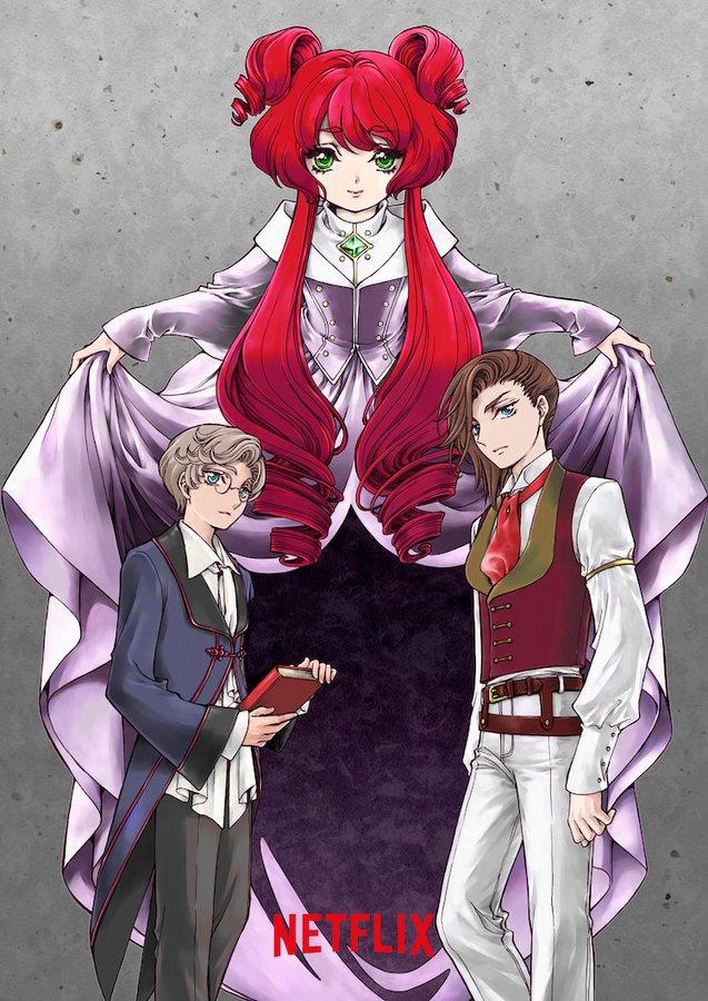 Studio đứng sau thành công của Attack On Titan làm anime cho Netflix, mong muốn tạo ra siêu phẩm Truyện Cổ Xứ Grimm - Ảnh 1.