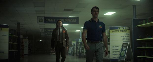 Loki tập 2 kết thúc chấn động: Loki bị hành ra bã, một nhân vật sừng sỏ của Marvel lần đầu xuất hiện! - Ảnh 12.