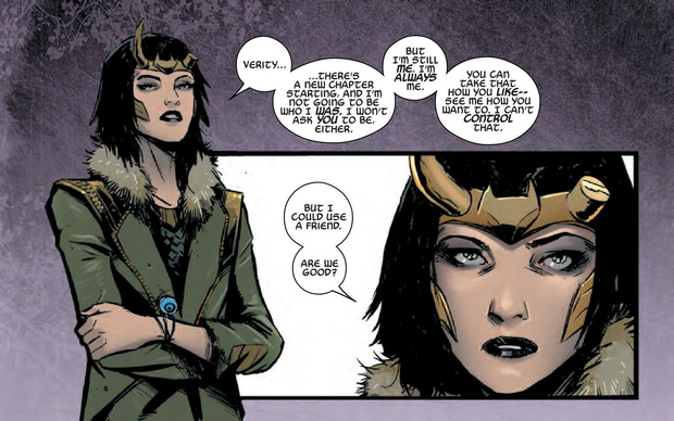 Giải đáp cái kết Loki tập 2: Trùm phản diện mới ra mặt có thể hủy diệt cả vũ trụ Marvel? - Ảnh 3.
