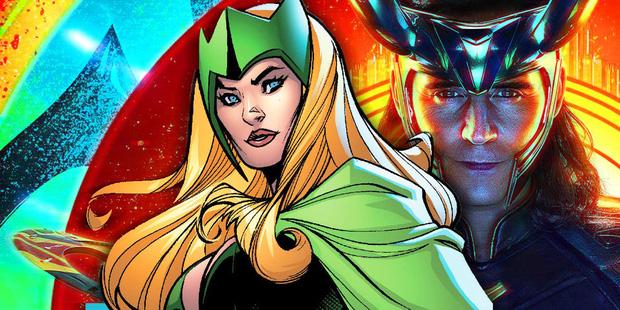 Giải đáp cái kết Loki tập 2: Trùm phản diện mới ra mặt có thể hủy diệt cả vũ trụ Marvel? - Ảnh 5.