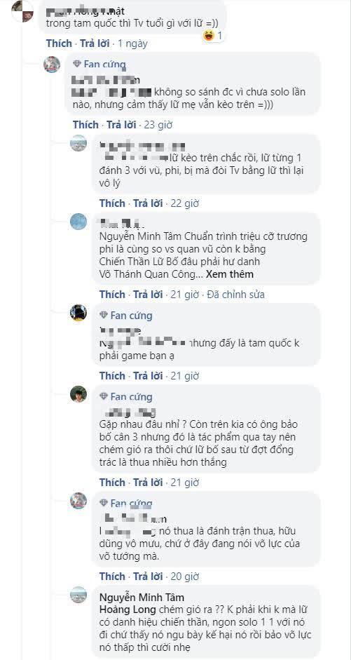 Cộng đồng game thủ tranh luận Triệu Vân và Lữ Bố, ai là người mạnh hơn trong Tam Quốc Diễn Nghĩa - Ảnh 5.