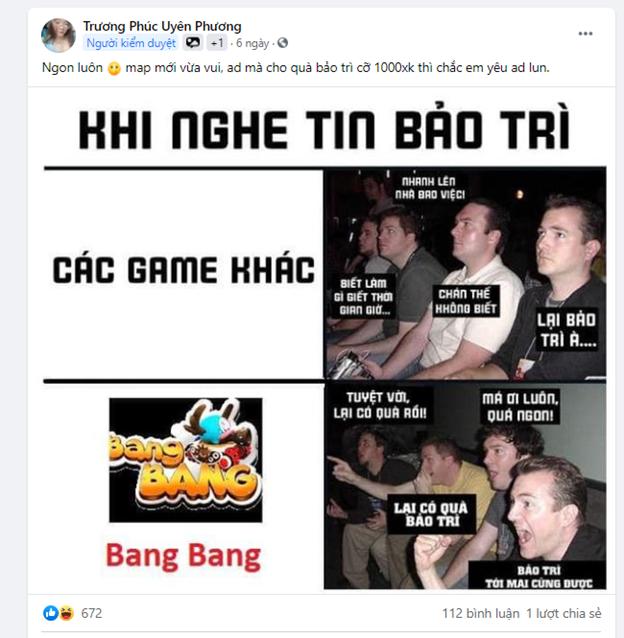 BangBang liên tục đổi mới, hướng tới sự cân bằng nhằm chiều lòng các game thủ - Ảnh 2.