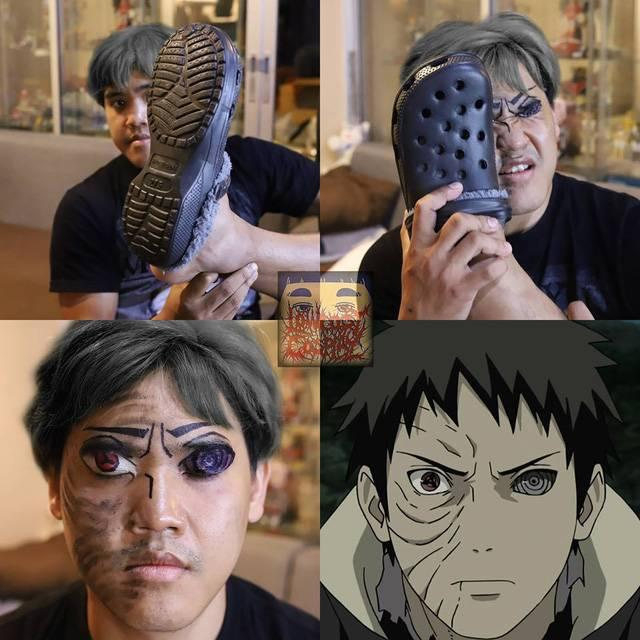 Hóa trang thành tổ chức khủng bố Akatsuki trong Naruto siêu dễ với gợi ý đến từ thánh cosplay giá rẻ - Ảnh 2.