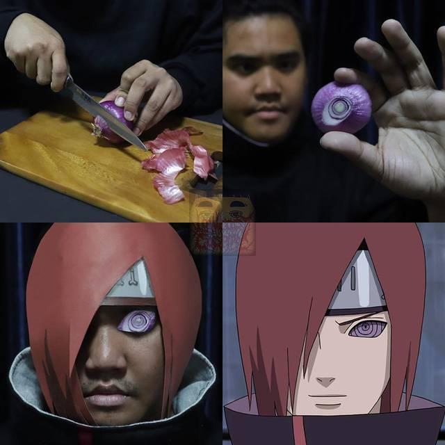 Hóa trang thành tổ chức khủng bố Akatsuki trong Naruto siêu dễ với gợi ý đến từ thánh cosplay giá rẻ - Ảnh 4.
