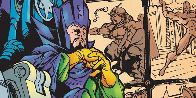 Top 10 nhân vật mới của nhà Marvel có tiềm năng góp mặt trong series Loki - Ảnh 2.