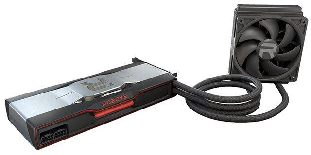 AMD trình làng Radeon RX 6900 XT phiên bản tản nhiệt chất lỏng, RTX 3090 hãy coi chừng - Ảnh 2.