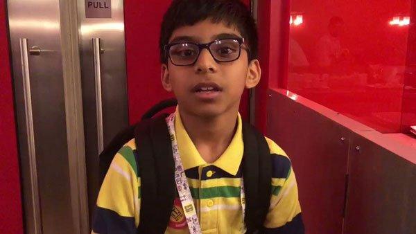 Cậu bé 13 tuổi biết 5 ngôn ngữ lập trình, tự làm coin, lượng giao dịch có lúc đạt 7 triệu USD - Ảnh 1.