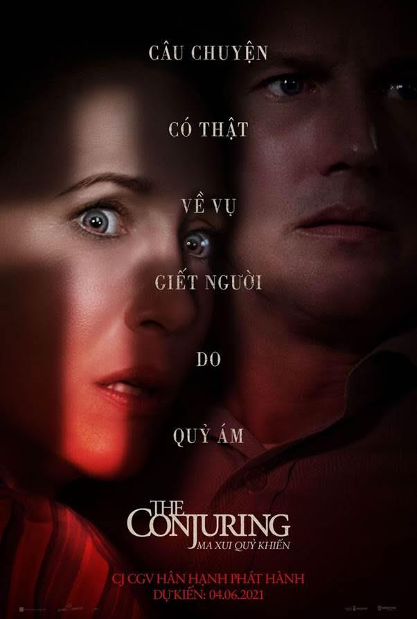 Xứng đáng bom tấn phim kinh dị, The Conjuring: Ma Xui Quỷ Khiến tung trailer cuối ám ảnh đến tột độ - Ảnh 6.