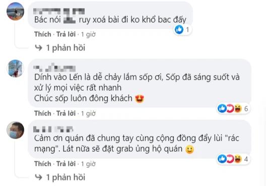 Review quán ăn trong mùa dịch, Duy Nến bị lên án, netizen tẩy chay đến cùng, video vừa ra đã phải gỡ xuống - Ảnh 7.