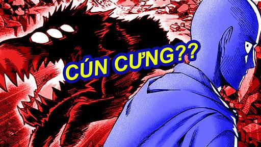 One Punch Man: Tìm hiểu về Rover Ngoại Cỡ, quái vật cực mạnh bỗng hóa thành cún con khi đối mặt với Saitama - Ảnh 3.