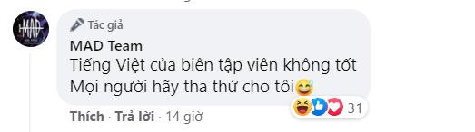 """Lạ: Đội tuyển Đài Bắc Trung Hoa bất ngờ viết """"tâm thư"""" bằng tiếng Việt trên Fanpage chính thức - Ảnh 6."""