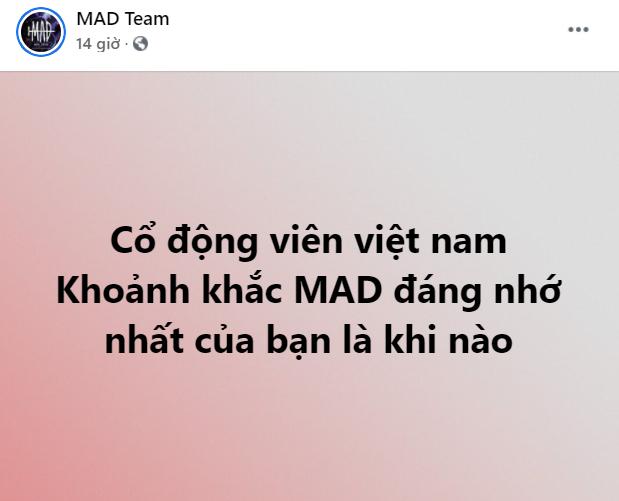 """Lạ: Đội tuyển Đài Bắc Trung Hoa bất ngờ viết """"tâm thư"""" bằng tiếng Việt trên Fanpage chính thức - Ảnh 2."""