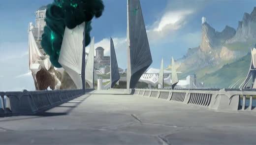 Riot Games tung teaser mới về sự kiện Đại Suy Vong: Cuộc Chiến Vô Cực phiên bản LMHT sắp được trình làng - Ảnh 3.
