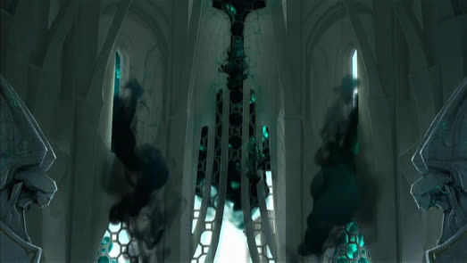Riot Games tung teaser mới về sự kiện Đại Suy Vong: Cuộc Chiến Vô Cực phiên bản LMHT sắp được trình làng - Ảnh 4.