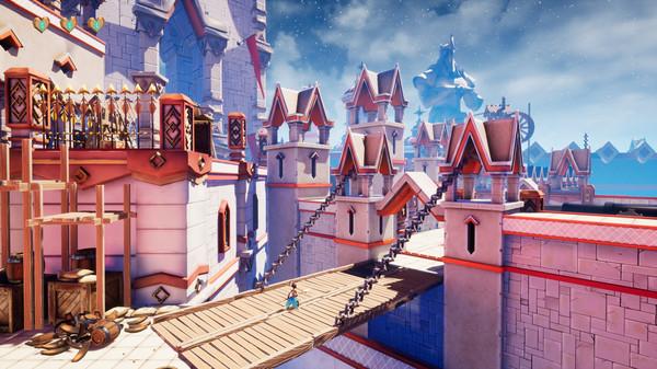 Xuất hiện game phiêu lưu hành động đạt điểm tuyệt đối 10/10 trên Steam, đã thế còn miễn phí 100% - Ảnh 1.