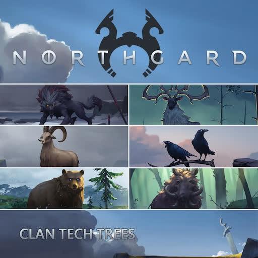 Tìm hiểu các bộ tộc trong Northgard - Game đế chế mới lạ chuẩn bị ra mắt trên nền tảng Mobile vào tháng 8 này! - Ảnh 3.