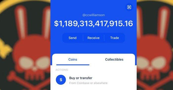 """Mua 20$ """"coin rác"""", có ngay 1.400 tỷ đôla chỉ sau một đêm"""