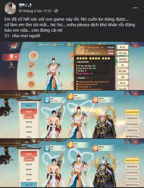 Bom tấn của năm Tuyệt Kiếm Cổ Phong closed beta quá thành công, chính thức Open Beta ngày 24/6 cùng loạt sự kiện siêu hot! - Ảnh 16.